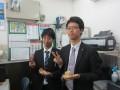 村田さんのお誕生日(^O^)/