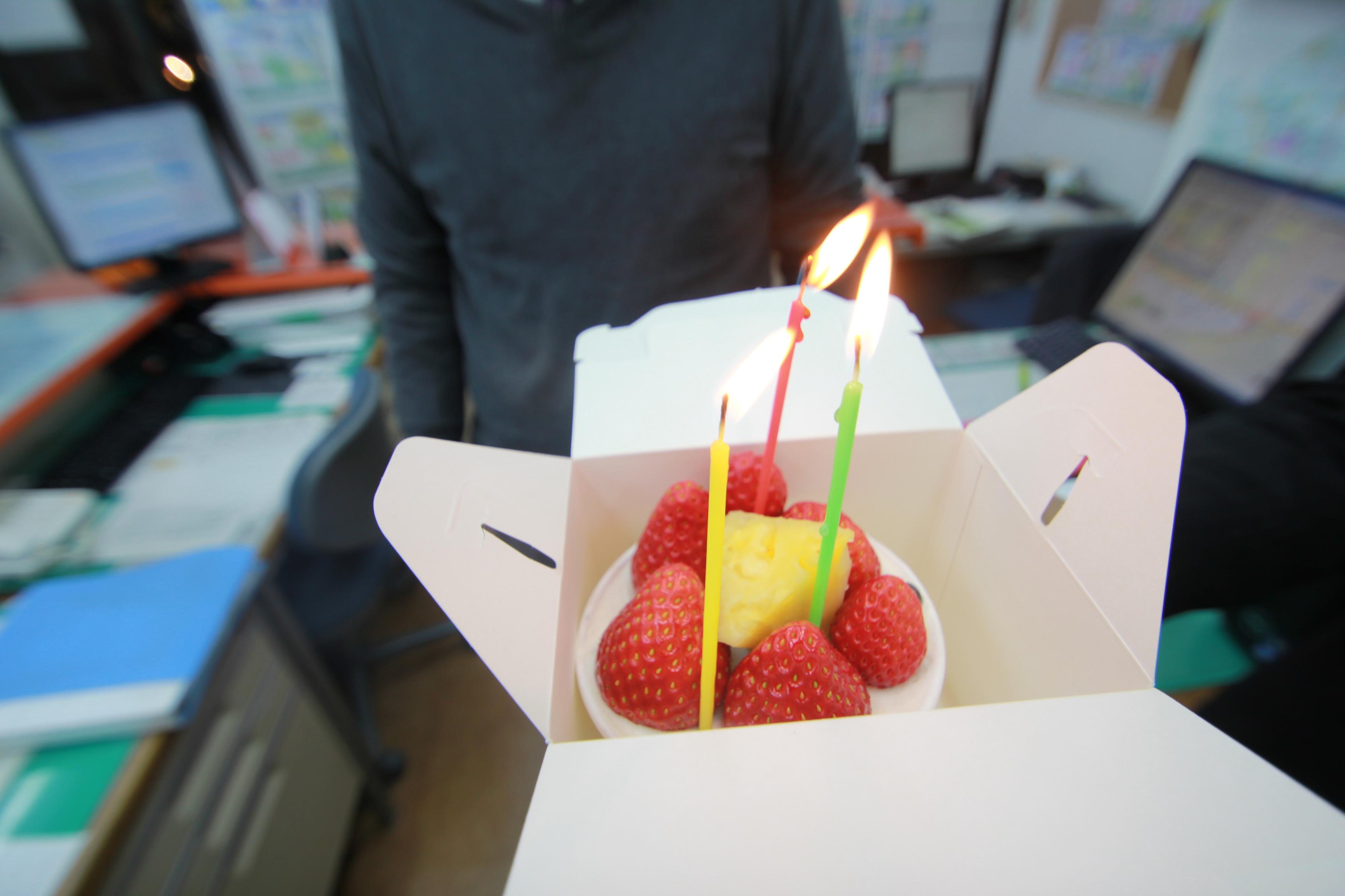 ☆★☆平さん HAPPY BIRTHDAY☆★☆