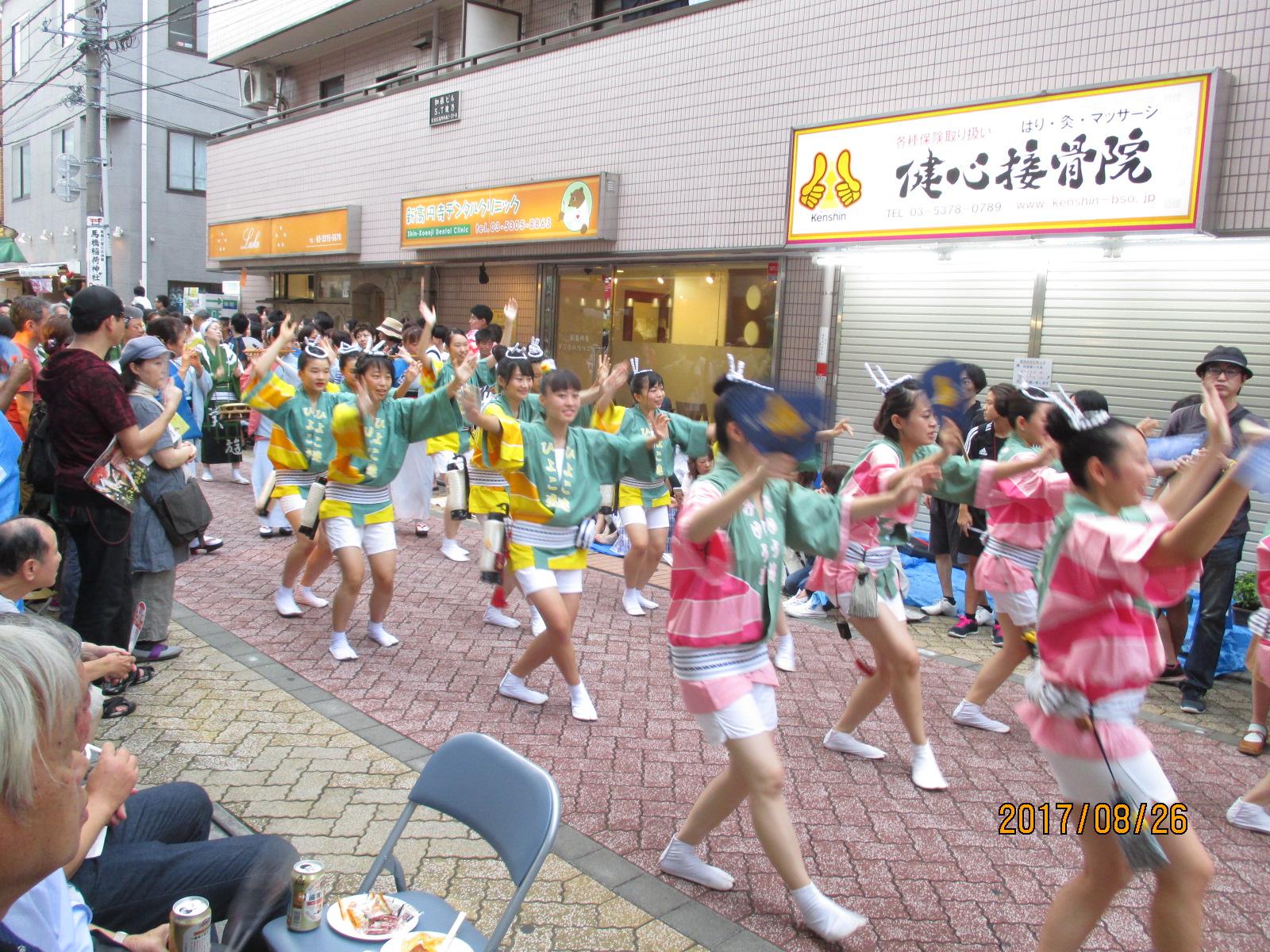新高円寺駅ってどんな場所?