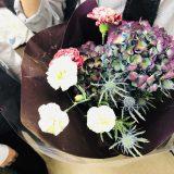 今日はお花の日