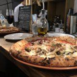 Pizzeria SOL (ソル)のピザ美味しかったですわ!!!!!