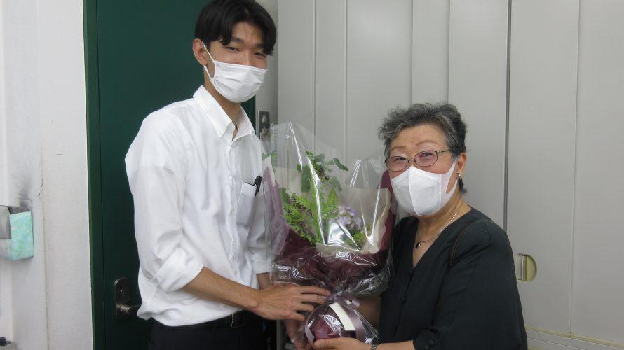 林専務 誕生日!!
